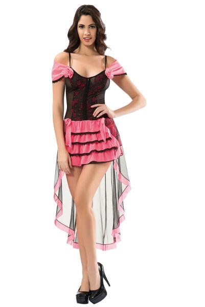 - Çingene Kız Fantazi Kostümü