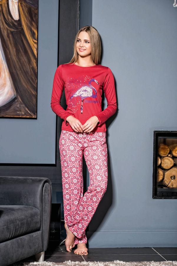 Flamingo Pijama Takımı