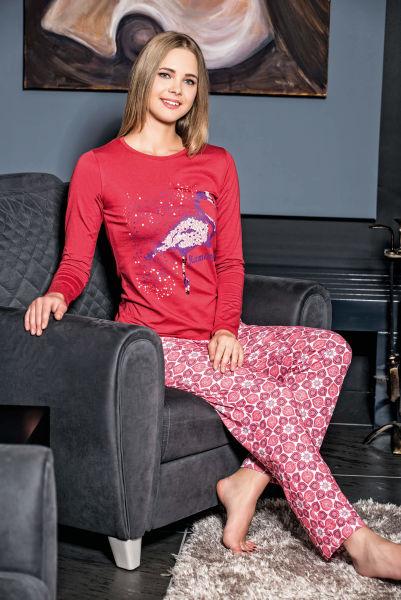- Flamingo Pijama Takımı