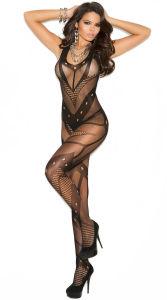 Desenli Vücut Çorabı - Thumbnail