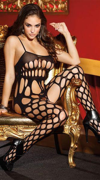 - Transparan Vücut Çorabı