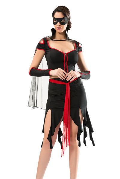 - Zorro Fantazi Kostümü